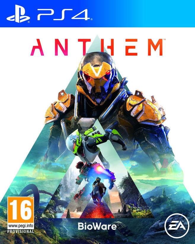 Игра Anthem за PS4