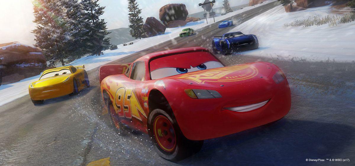 Игра Cars 3: Driven to Win за PS4