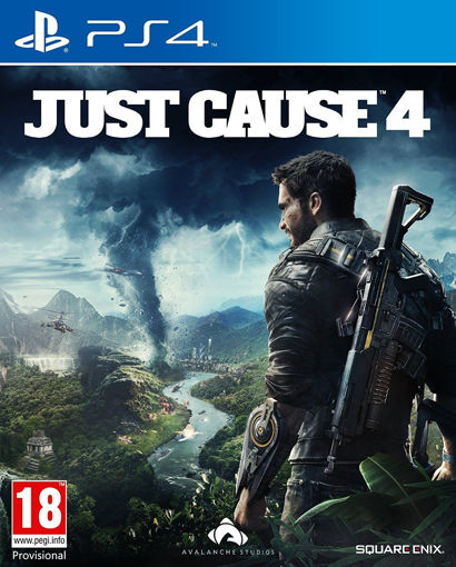Игра Just Cause 4  за PS4