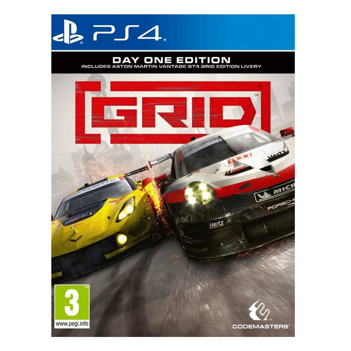 Игра Grid-Day One Edition за PS4