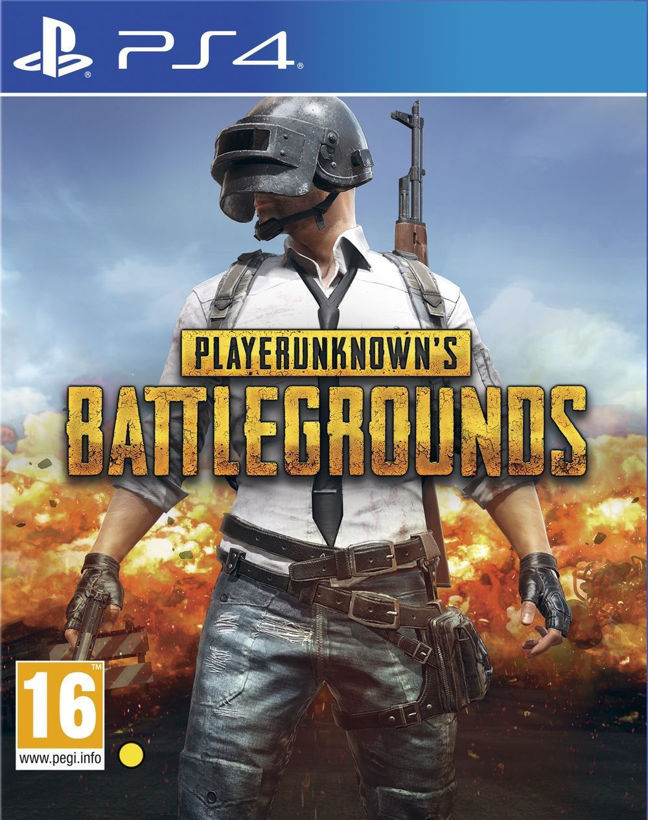 Игра PlayerUnknown's BattleGrounds  за PS4