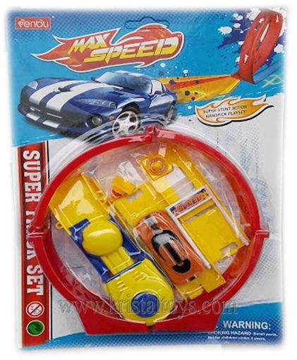Детска играчка Писта с кола Max Speed