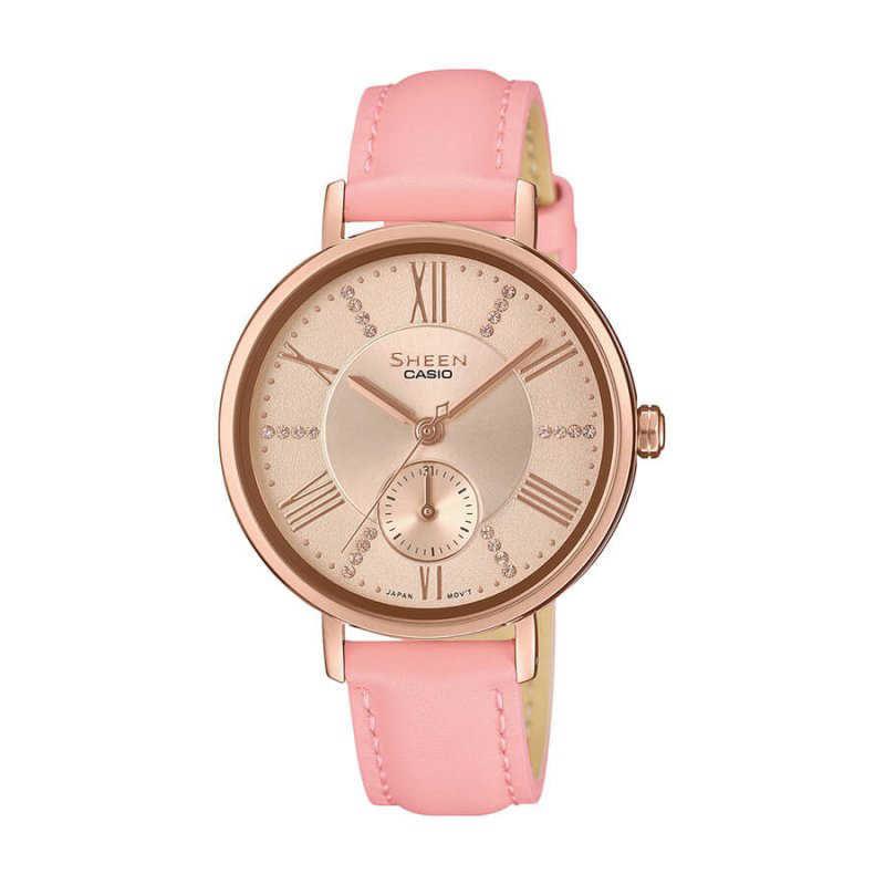 Дамски Часовник Casio SHE-3066PGL-4AUEF