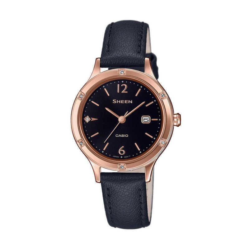 Дамски Часовник Casio SHE-4533PGL-1AUER