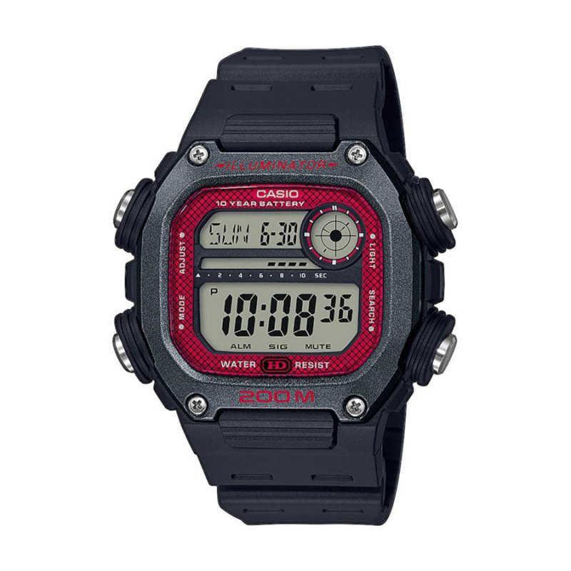 Мъжки Часовник Casio DW-291H-1BVEF