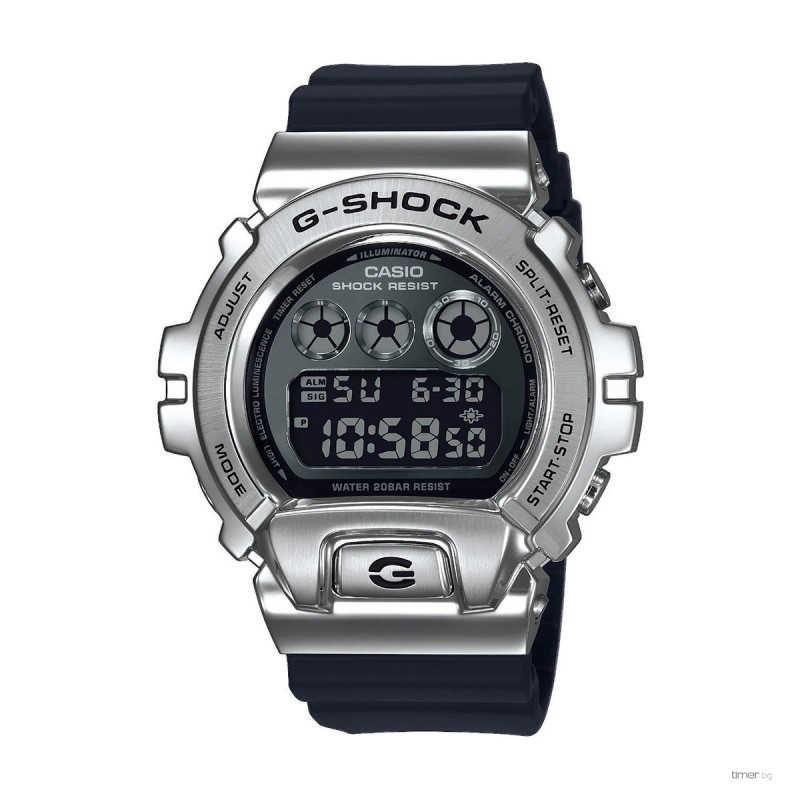 Мъжки Часовник Casio G-Shock  GM-6900-1ER