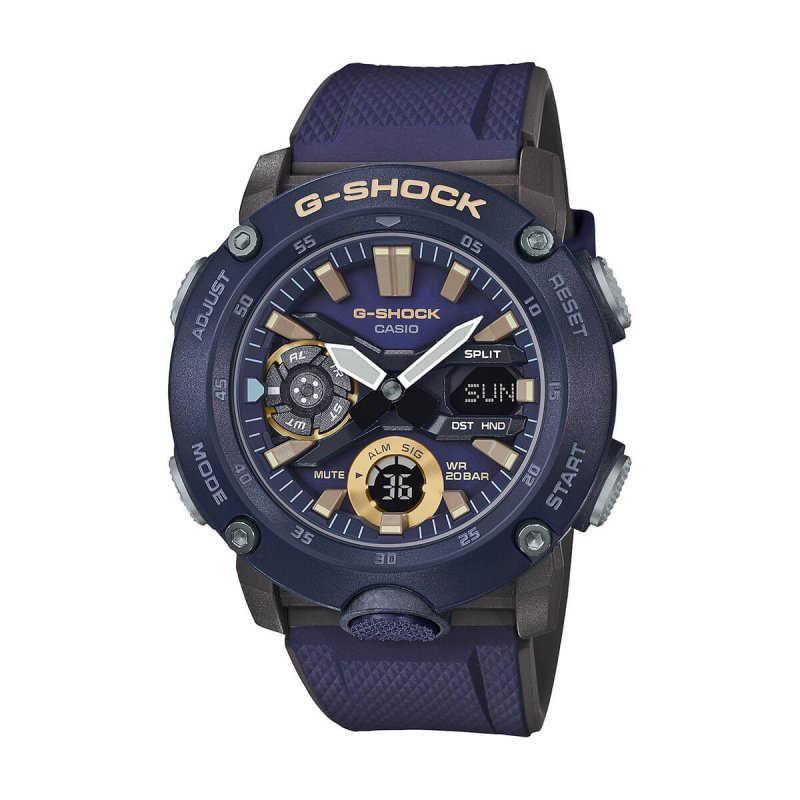 Мъжки Часовник Casio G-Shock GA-2000-2AER