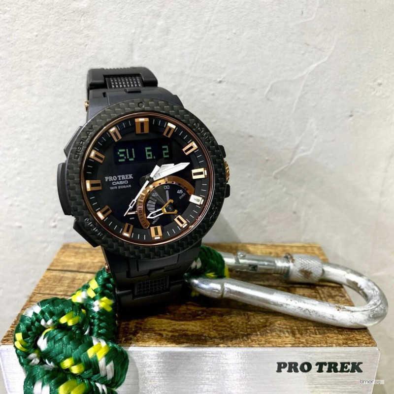 Мъжки Часовник Casio PRW-7000X-1ER