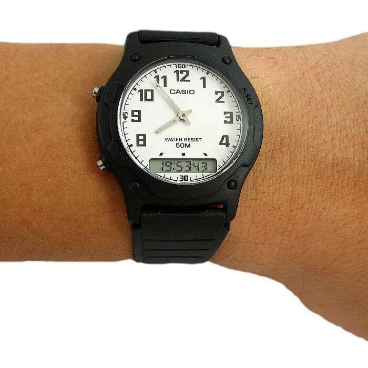 Мъжки часовник Casio AW-49H-7BVEG