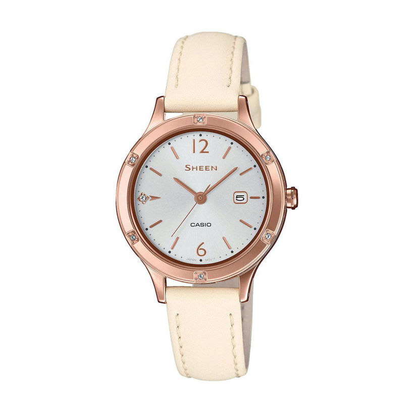 Часовник Casio SHE-4533PGL-7AUER