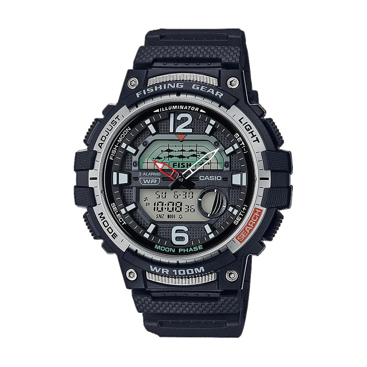 Часовник Casio WSC-1250H-1AVEF