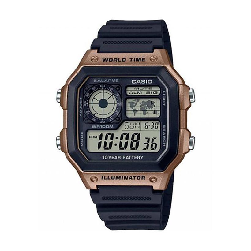Мъжки часовник Casio AE-1200WH-5AVEF