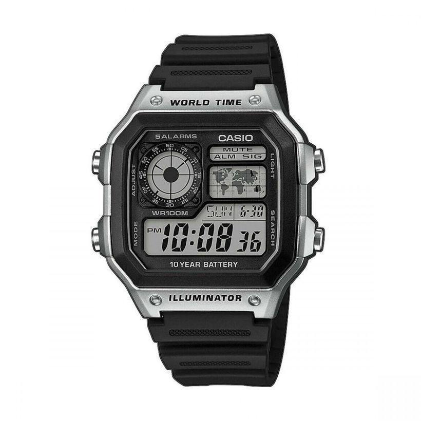 Мъжки часовник Casio AE-1200WH-1CVEF