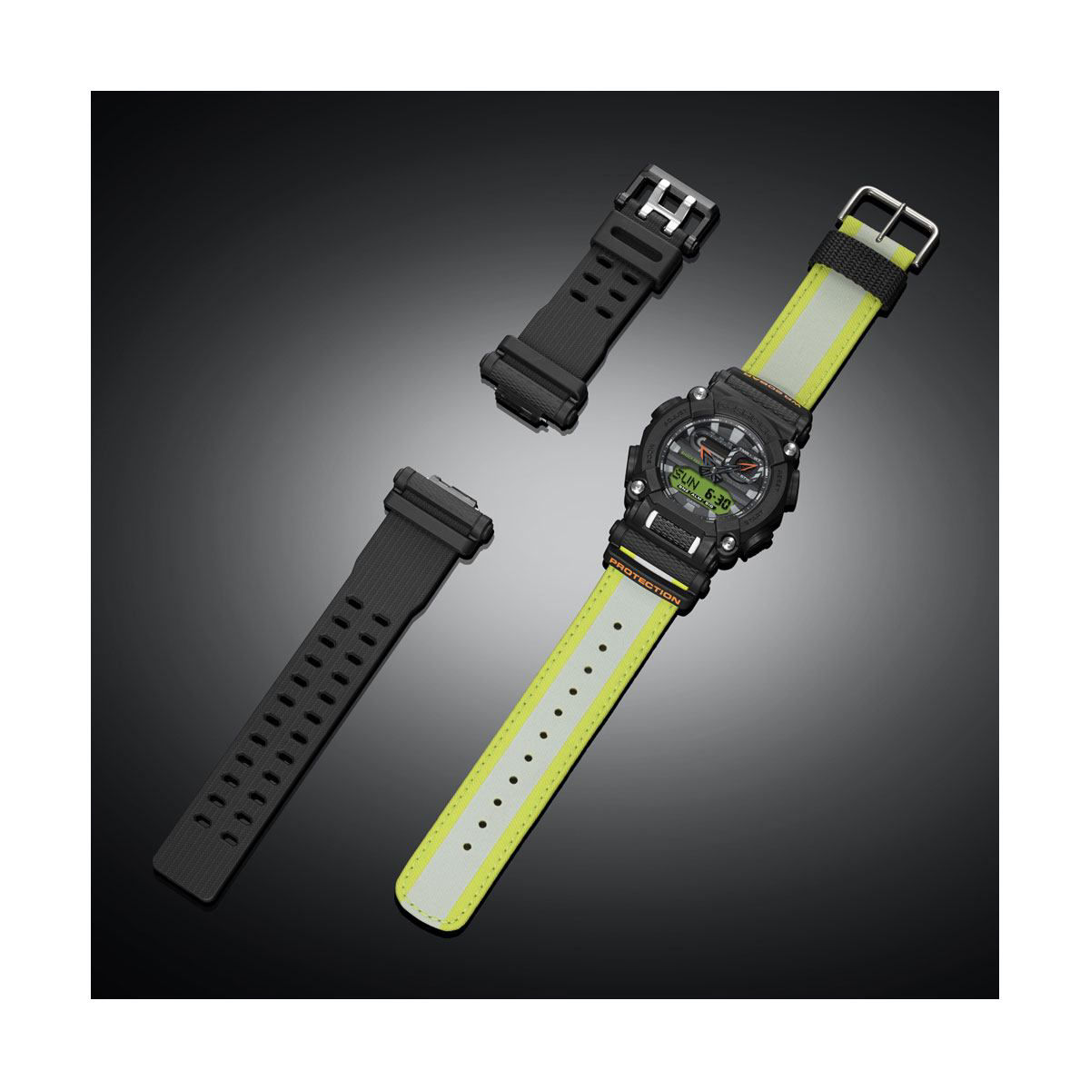 Мъжки часовник Casio GM-110G-1A9ER