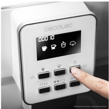 Кафеавтомат Cecotec Power Matic-ccino 6000 Bianca