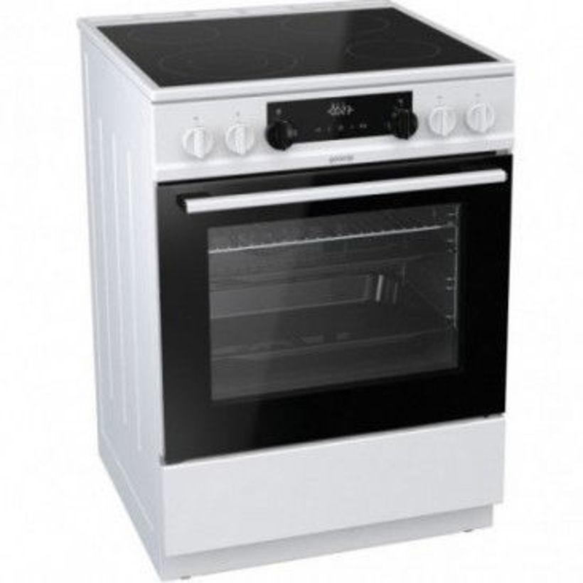 Стъклокерамична печка Gorenje EC6341WC