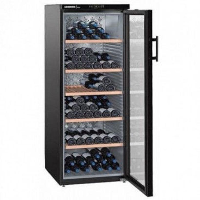Виноохладител Liebherr WKB 4212