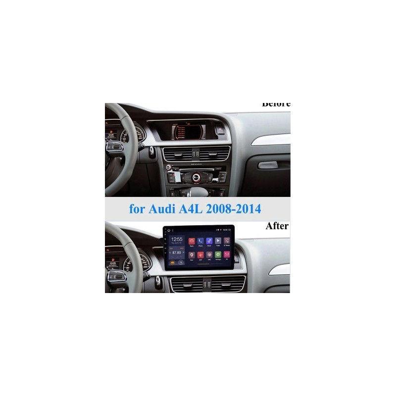 Навигация AUDI 2008 - 2014 A4 B8 - 9