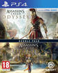Игра Assassin's Creed Double Pack  за PS4