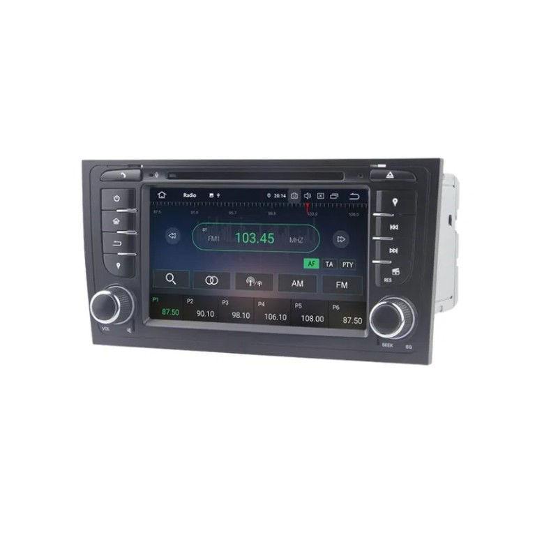 Навигация AUDI A6 S6 RS6 1997-2004 - 7''