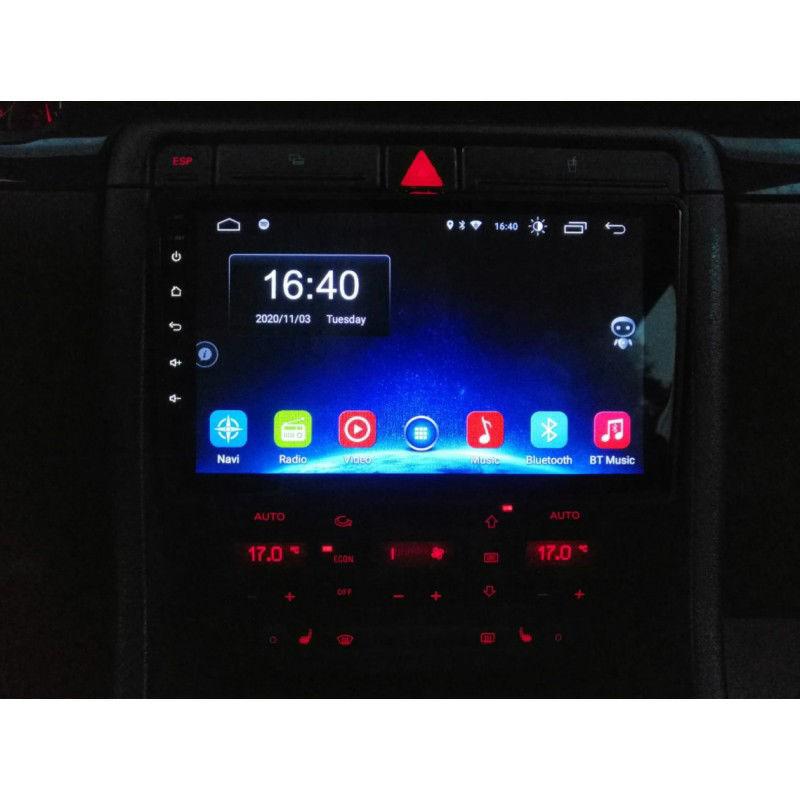 Навигация AUDI A4 2001 - 2009 - 9''
