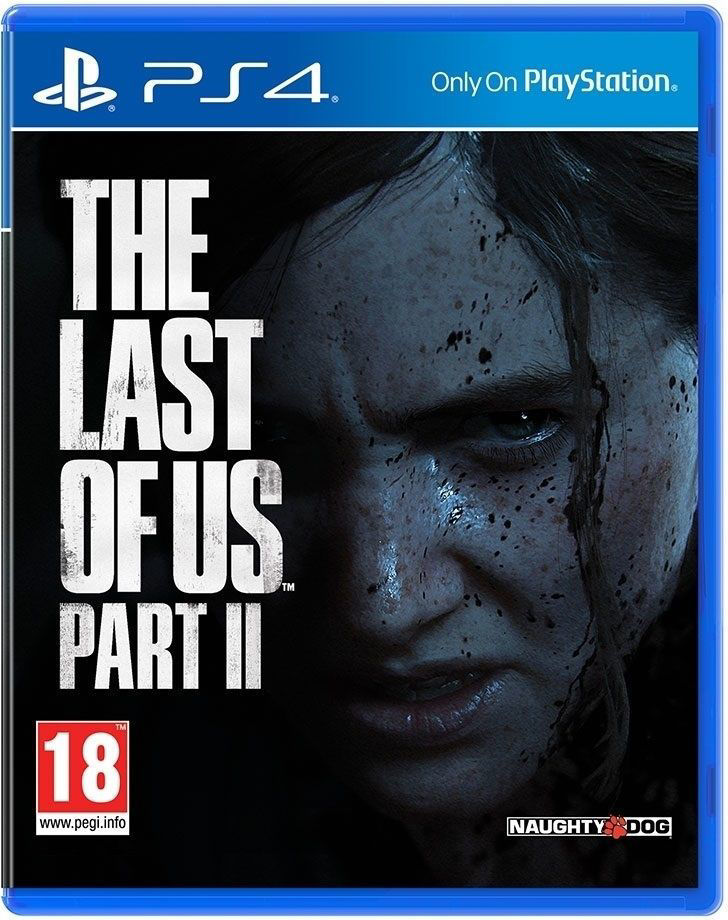 Игра The Last of Us: Part II  за PS4