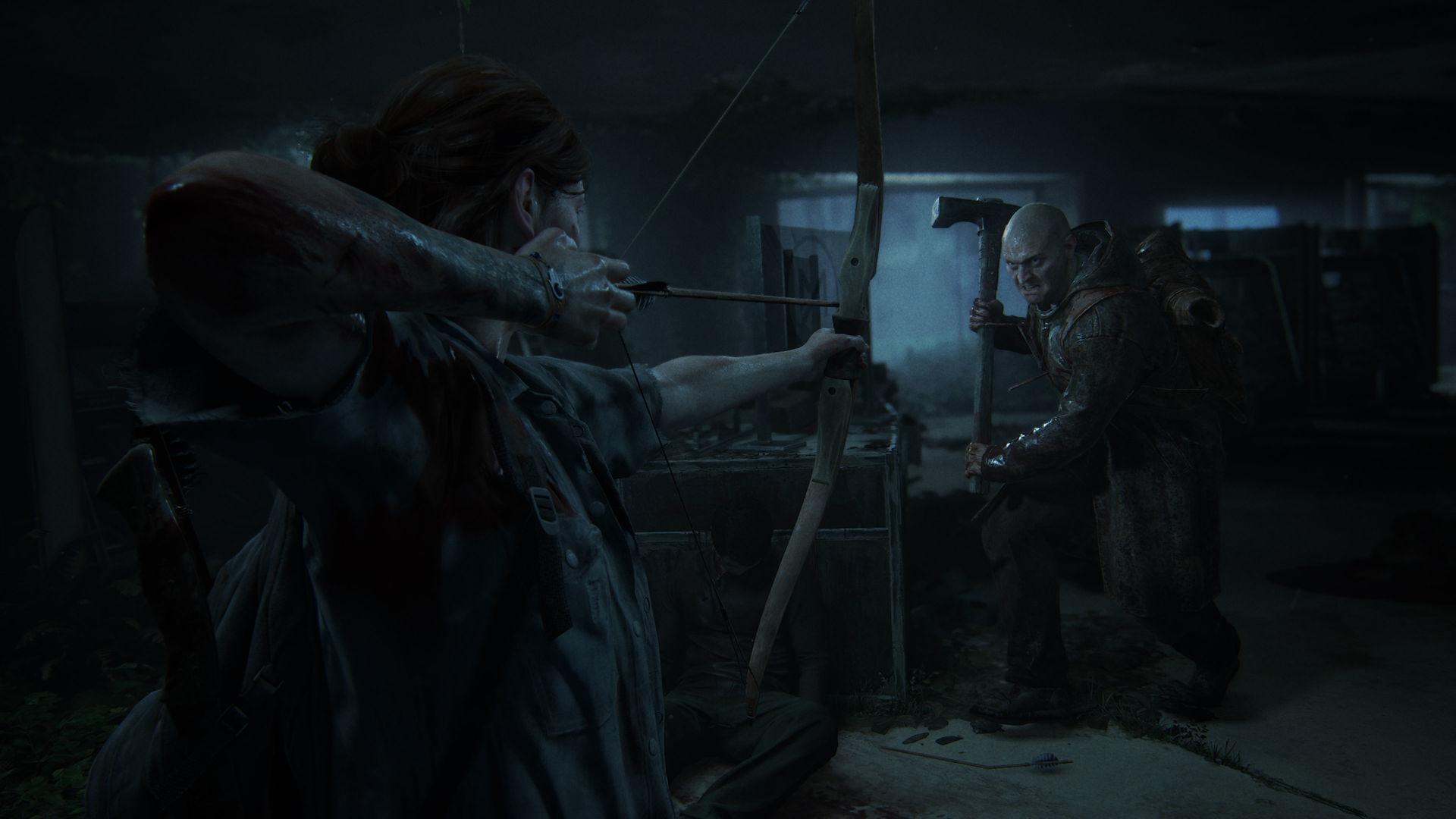 Игра The Last of Us: Part II  за PS4