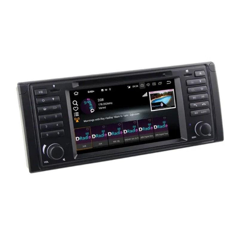 Навигация BMW E39, RANGE ROVER DVD 7 ИНЧА