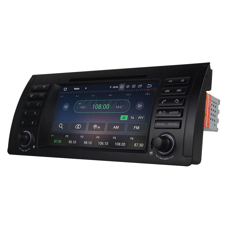 "Навигация BMW X5 E53 E39 7"""