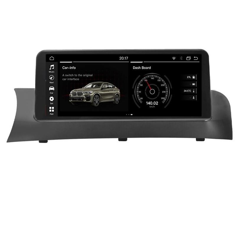 """Навигация BMW X3 F25 10"""" 2010-2017 / BMW X4 F26 2013-2017"""