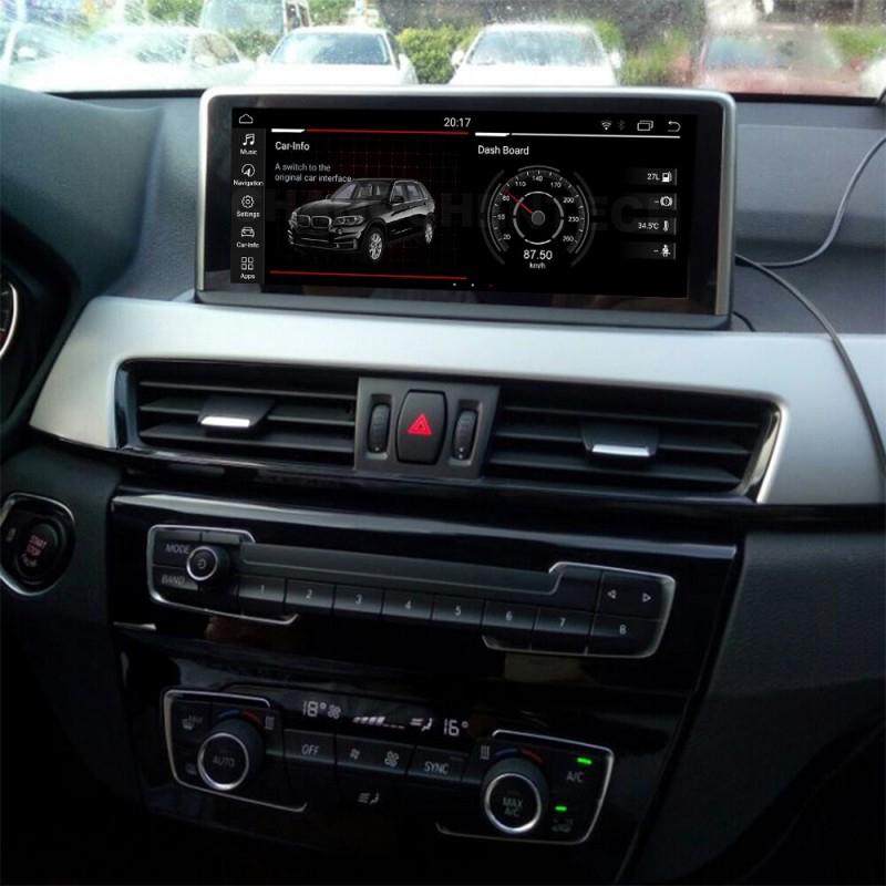 Навигация BMW X1 F48 2016-2018 NBT