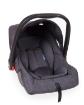 Стол за кола 0+ (0-13 кг) Kikkaboo Maui Grey