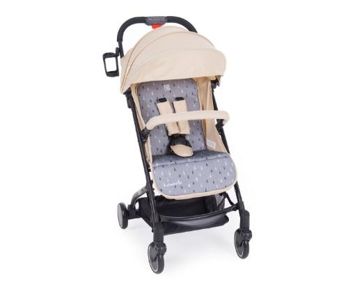 Бебешка лятна количка Kikkaboo Libro Beige