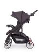 Бебешка лятна количка Kikkaboo Airy Dark Grey