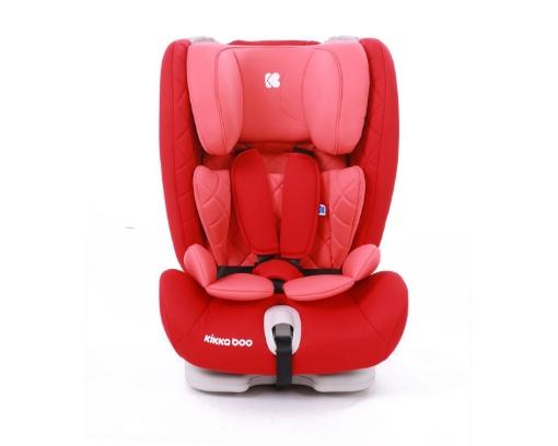 Стол за кола 1-2-3 (9-36кг) Kikkaboo Viaggio ISOFIX Red