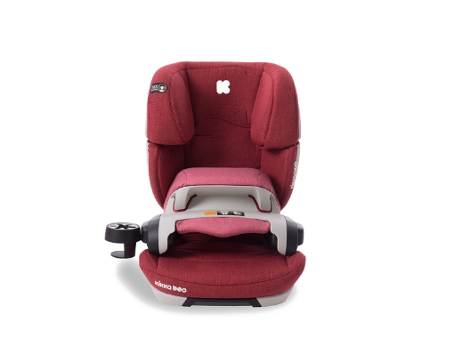 Стол за кола 1-2-3 (9-36 кг) Kikkaboo Ferris ISOFIX Red