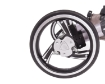 Комбинирана количка 3 в 1 с трансф.седалка Kikkaboo D`ora Beige