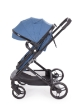 Комбинирана количка 3 в 1 Kikkaboo Amulett Dark Blue
