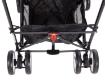 Бебешка лятна количка Kikkaboo Beetle Grey
