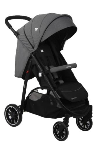 Бебешка лятна количка Kikkabo Pine Grey
