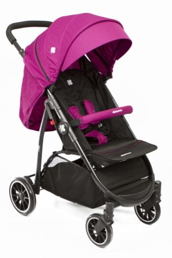 Бебешка лятна количка Kikkaboo Pine Purple