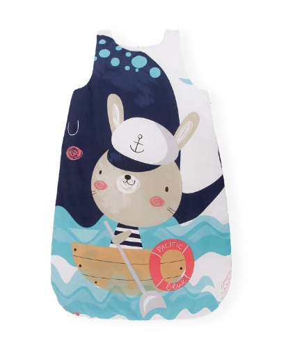 Спален чувал Kikkaboo Happy Sailor 6-18м