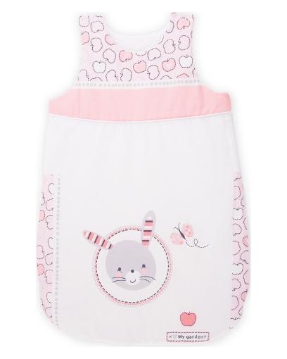 Спален чувал Kikkaboo Pink Bunny 0-6 месеца