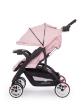 Комбинирана количка 2 в 1 Kikkaboo Airy Pink