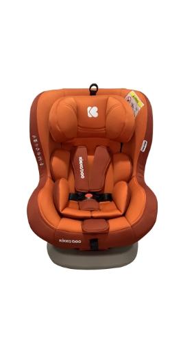Стол за кола 0-1-2 (0-25 кг) Kikkaboo Twister ISOFIX Orange 2020