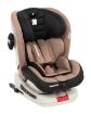 Стол за кола 0-1-2-3 (0-36 кг) Kikkaboo 4 Strong ISOFIX Beige 2020