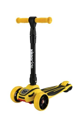 Тротинетка за деца Kikkaboo Roadster Yellow 2020