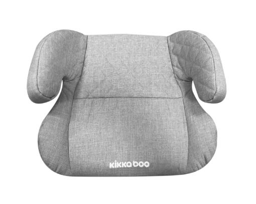 Стол за кола 2-3 (15-36 кг) Kikkaboo Groovy ISOFIX Light Grey