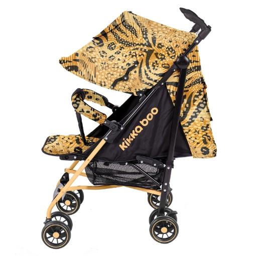 Бебешка лятна количка Kikkaboo Guarana Yellow 2020