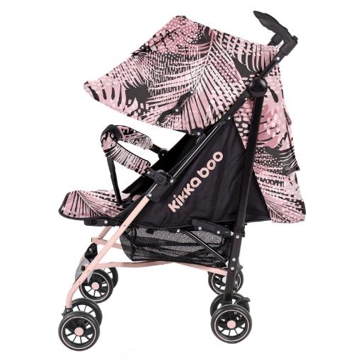 Бебешка лятна количка Kikkaboo Guarana Pink 2020